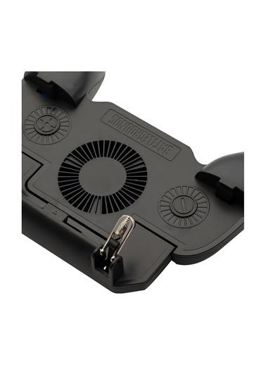 MF Product MF Product Strike 0184 Fanlı Powerbankli Mobil Oyun Kolu Siyah